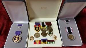 GW medals